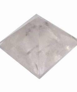 Piramida din cristal de stanca