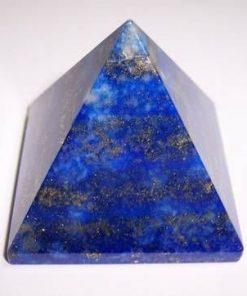Piramida din lapis lazuli - model deosebit si unicat