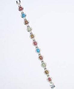 Bratara magnetica pentru noroc cu 5 cristale magice