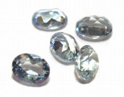 Acvamarin pentru bijuterii