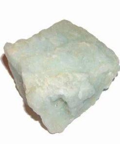 Cristal de acvamarin stare naturala