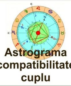 Studiu astrologic de compatibilitate a cuplului