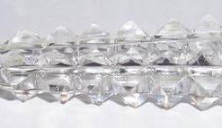 Bagheta terapeutica pentru masaj din cristal - model unicat!