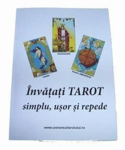 CarteaTarot Rider Waite in limba romana -