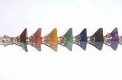 Bagheta cu cristalele celor 7 chakre