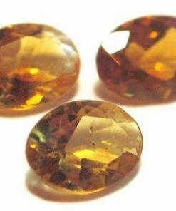 Citrin pentru bijuterii