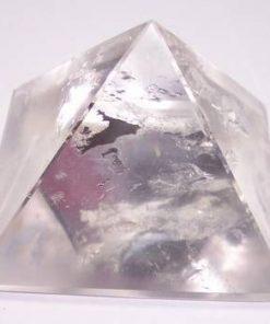 Piramida din cristal de stanca - model unicat si deosebit !