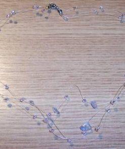 Colier din cristal de stanca 1
