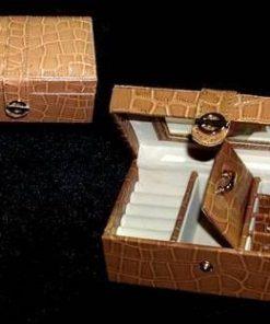 Caseta pentru pastrarea bijuteriilor - model deosebit!