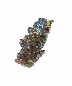 Cristal in stare bruta din Bismuth
