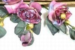 Buchet de 5 trandafiri -visinii