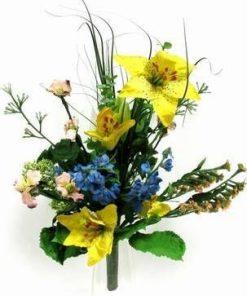 Buchetul de flori pentru Anul Tigrului - 40 cm