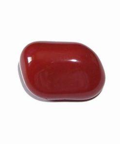 Cristal natural de jasp rosu - model unicat!