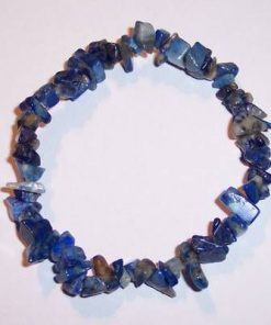 Bratara din Lapis Lazuli, pe elastic