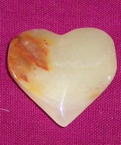 Inima din onix pentru ritualuri magice de dragoste