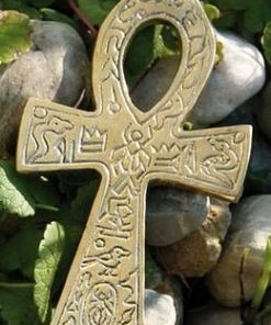 Ankh - Cheia Vietii si a Intelepciunii din alama