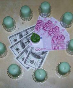 Kit de magie pentru sporul de bani