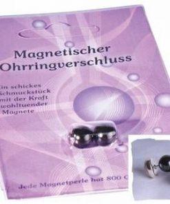 Dop de cercel magnetic - pereche