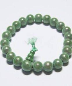 Bratara Mala cameleon/ - verde
