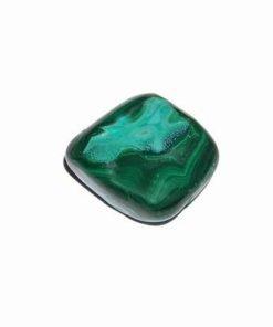 Cristal natural de malachit