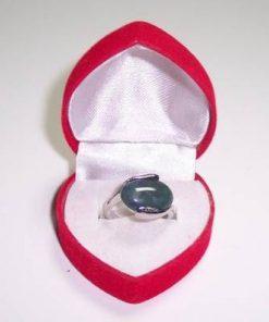 Inel cu piatra de nefrit