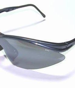 Ochelari de soare, cu rama din plastic cu lentila fumurie
