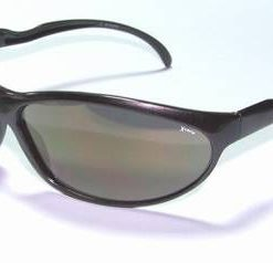 Ochelari de soare, cu rama din plastic si lentila fumurie