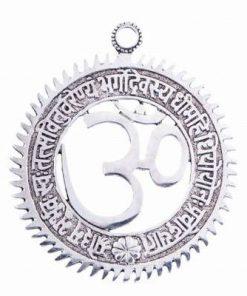Simbolul Tao / OM din metal nobil