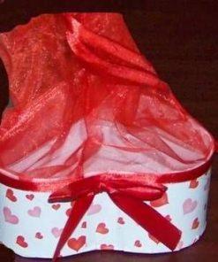 Ambalaj pentru cadoul persoanei iubite - ROSIE
