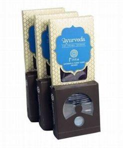 Set de betisoare si conuri parfumate Ayurveda - Pita