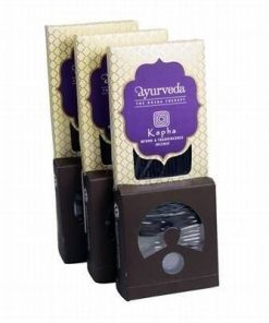 Set de betisoare si conuri parfumate Ayurveda - Kapha