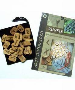 Rune din lemn - MODEL DEOSEBIT!