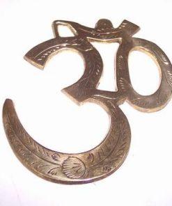 Simbolul TAO sau Om din alama - model unicat !