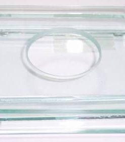 Suport din sticla pentru sfere sau oua Feng Shui