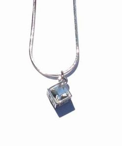 Pandantiv din cristal Swarovski, pe lant
