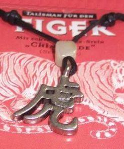 Talisman de protectie cu Zodia Tigru