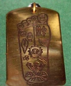 Urma lui Buddha - amuleta magica