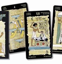 Tarotul egiptean - 78 carti - lb. romana