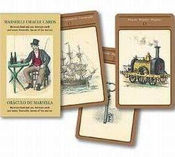 Marseille Oracle Cards - Oracolul de Marsilia - 36 carti