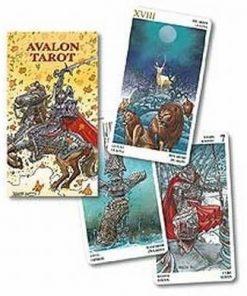 Avalon Tarot - 78 carti - lb romana