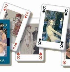 Carti de joc/Tarot - Arta lui Manara