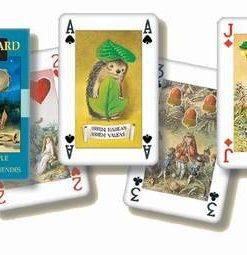 Carti de joc/Tarot - Personaje de basm - 54 carti