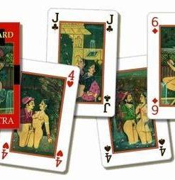 Carti de joc/Tarot - Kama Sutra
