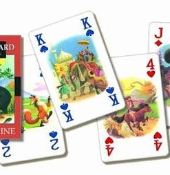 Carti de joc/Tarot - La Fontaine - 54 carti