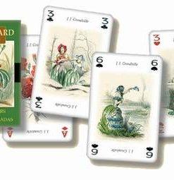 Carti de joc/Tarot - Sufletul florilor - 54 carti