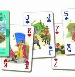 Carti de joc/Tarot - Povesti rusesti - 54 carti