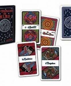 Cele 55 de Taroturi ale lui Alan - 78 carti
