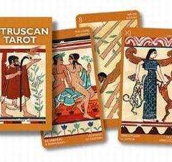 Etruscan Tarots - Tarotul Entruscan 78 de carti