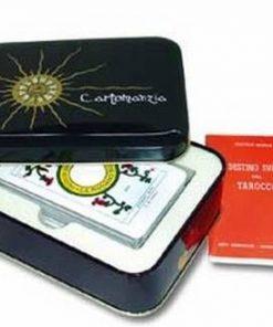 Cartomancy - Tarotul Cartomancie Cutie Neagra - 56 carti