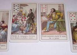 Antica Sibilla Italiana - Tarotul Antic Sibilla 32 carti